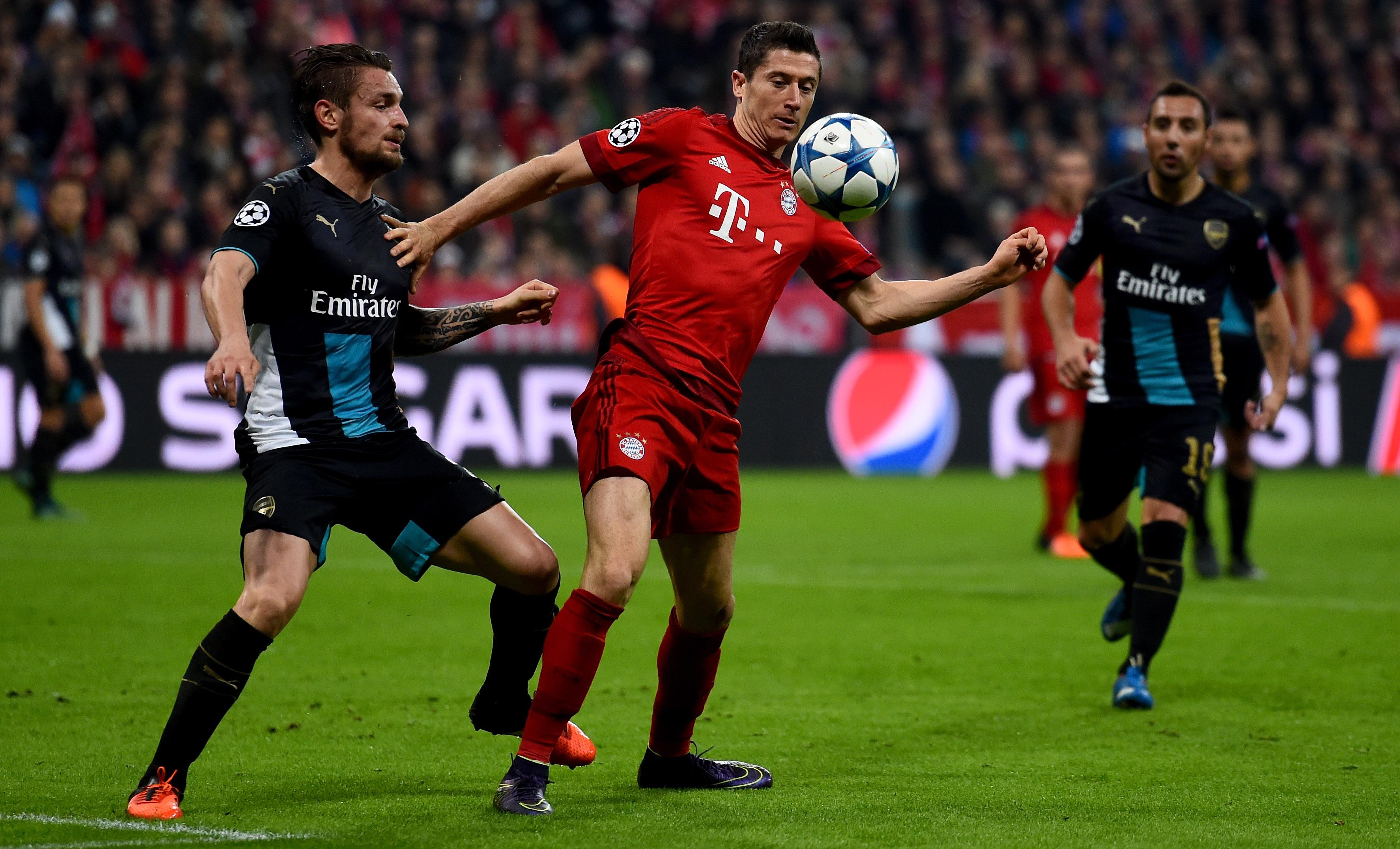 Bayern München Champions League Tickets
