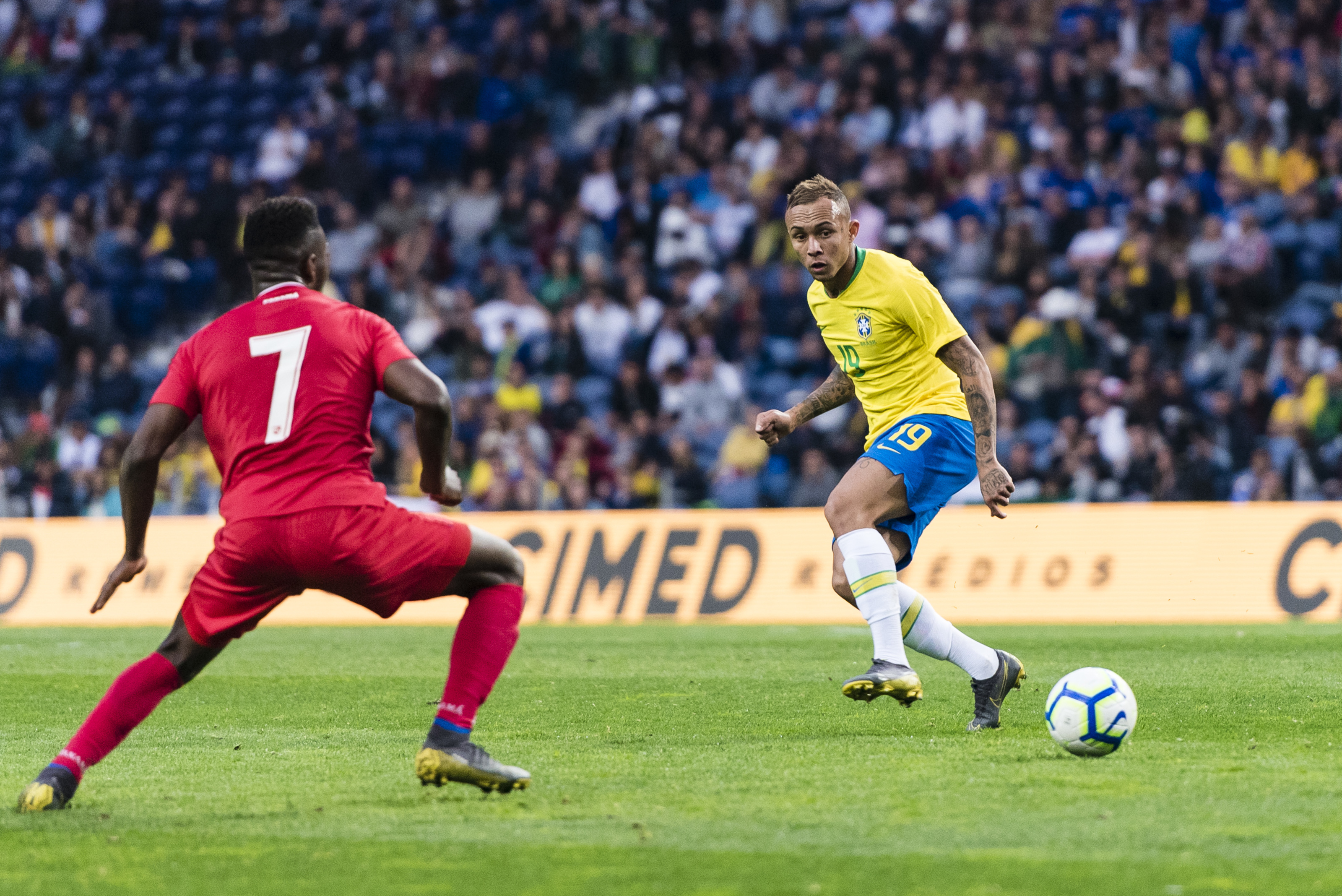 Bayern Munich Linked With Gremio Winger Everton Soares