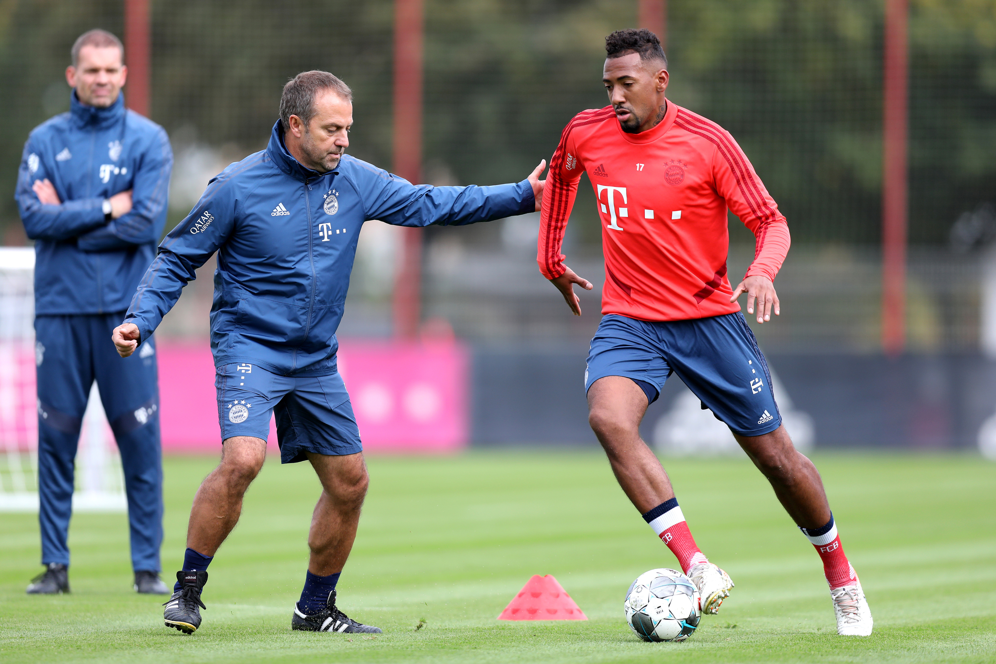 Bayern Munich players love working with Hansi Flick