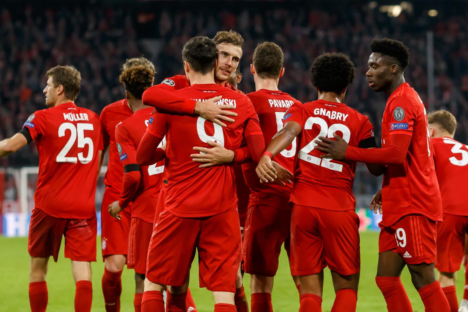 Bayern MГјnchen Gegen Olympiakos