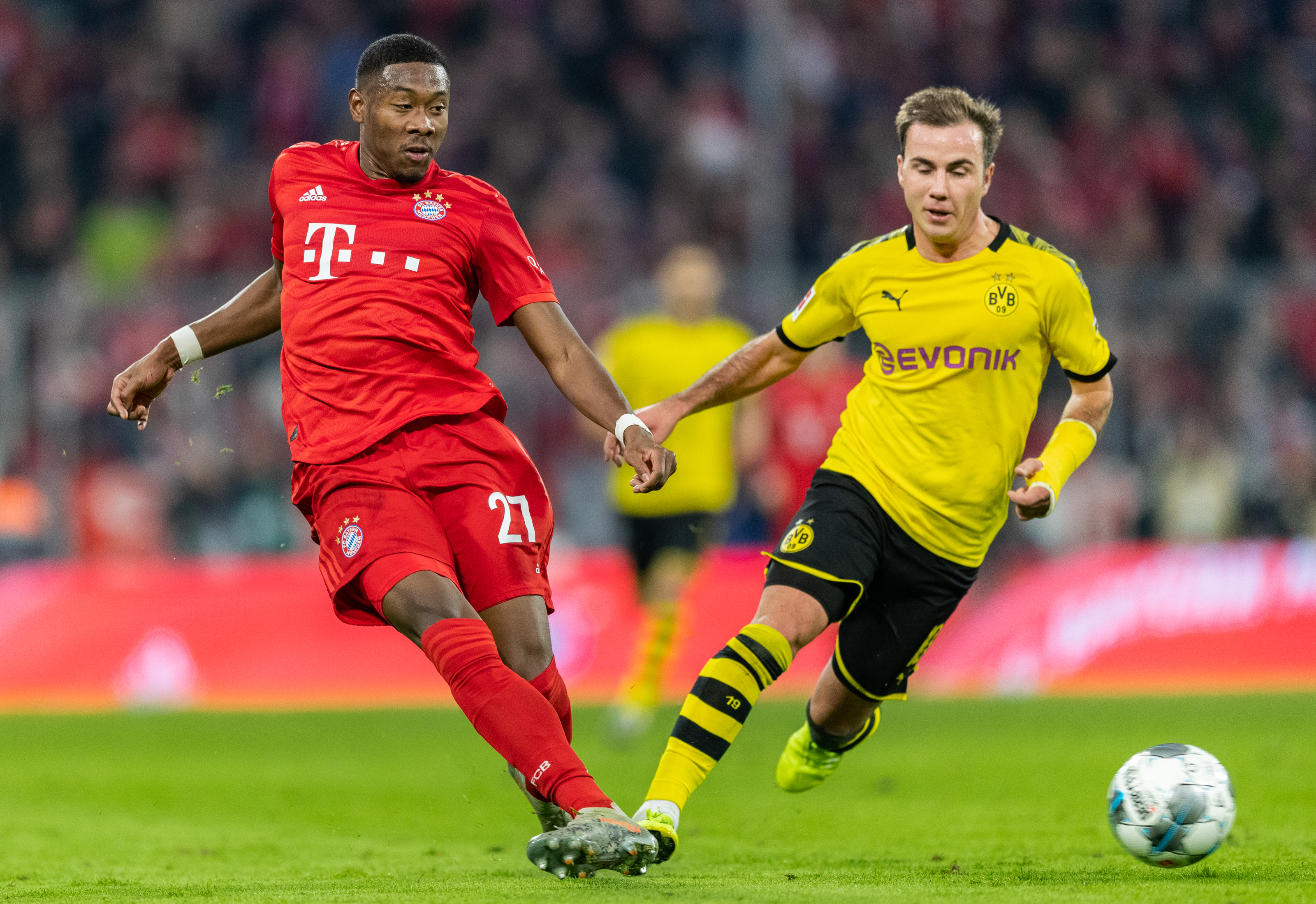 Bayern Munich: Mario Gotze emerges as shock transfer target