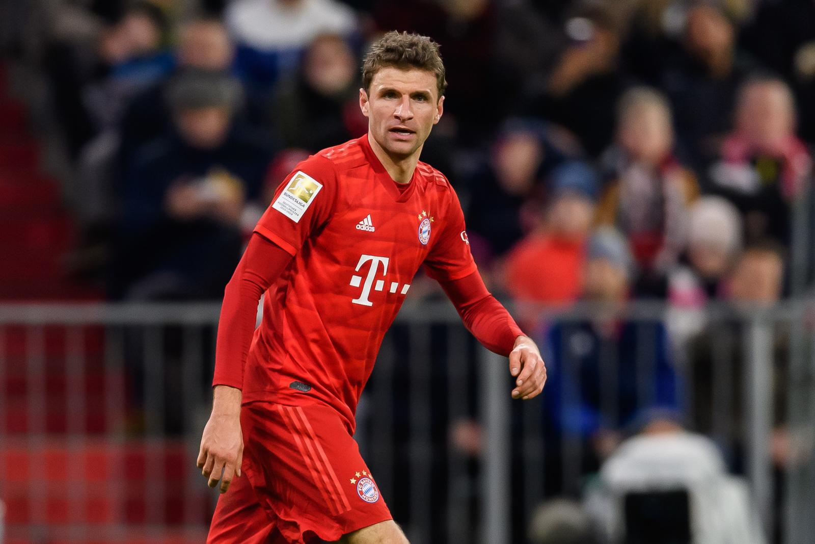 Bayern Munich Forward Thomas Muller Could Play For Germany