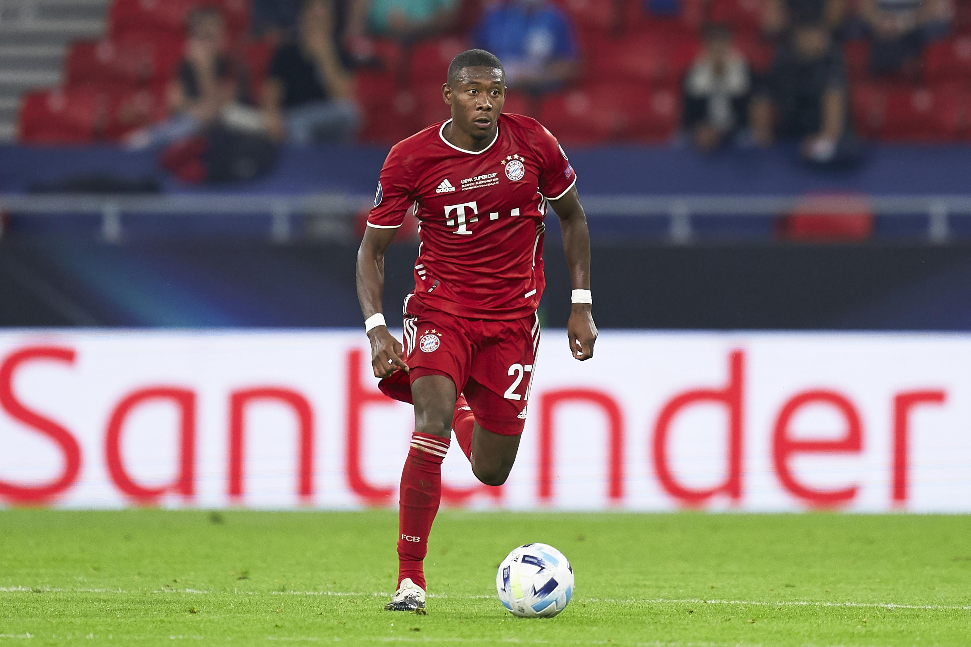Bayern Munich will not break wage structure for David Alaba