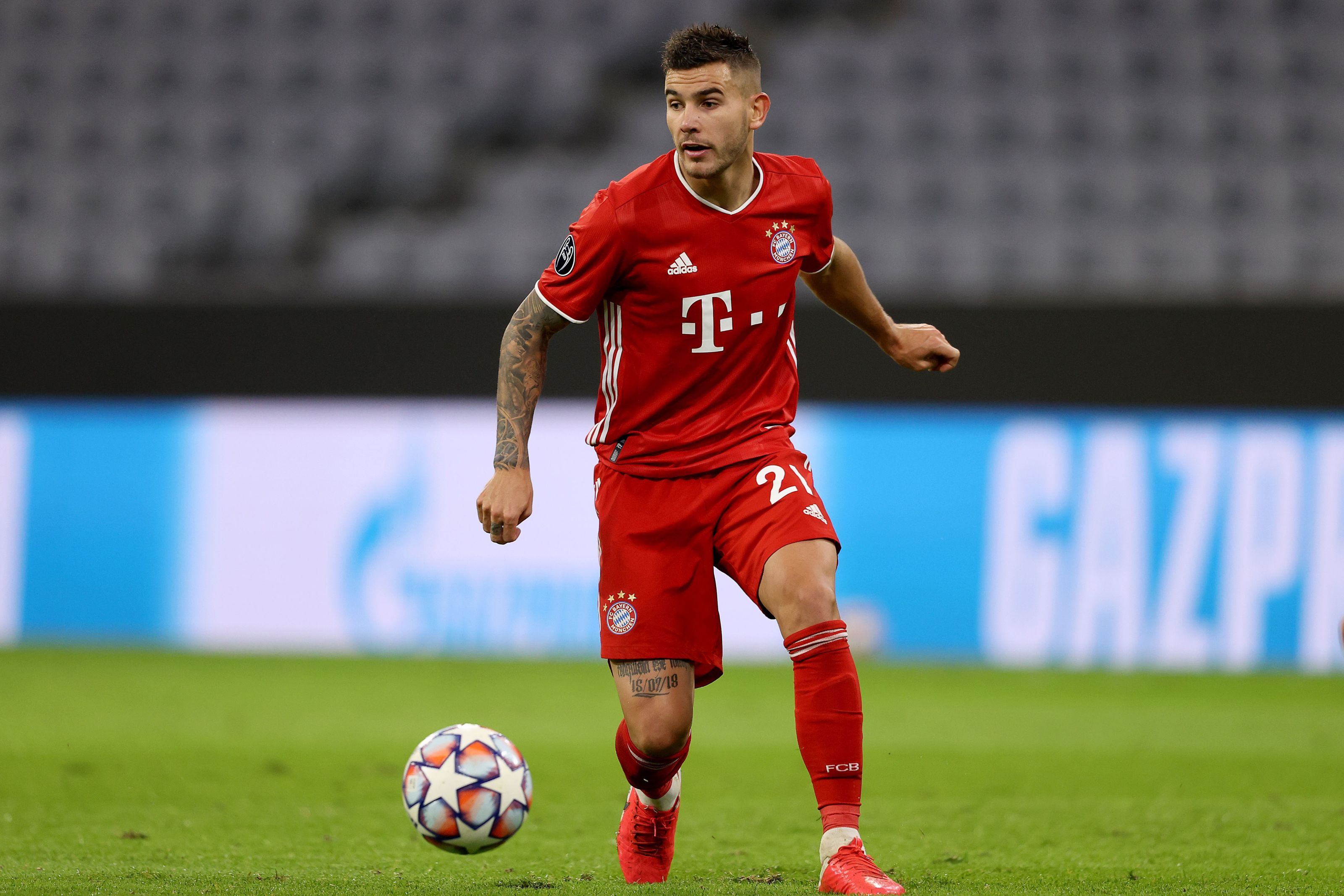 Bayern Munich: Lucas Hernandez sweating over fitness in Euro 2020