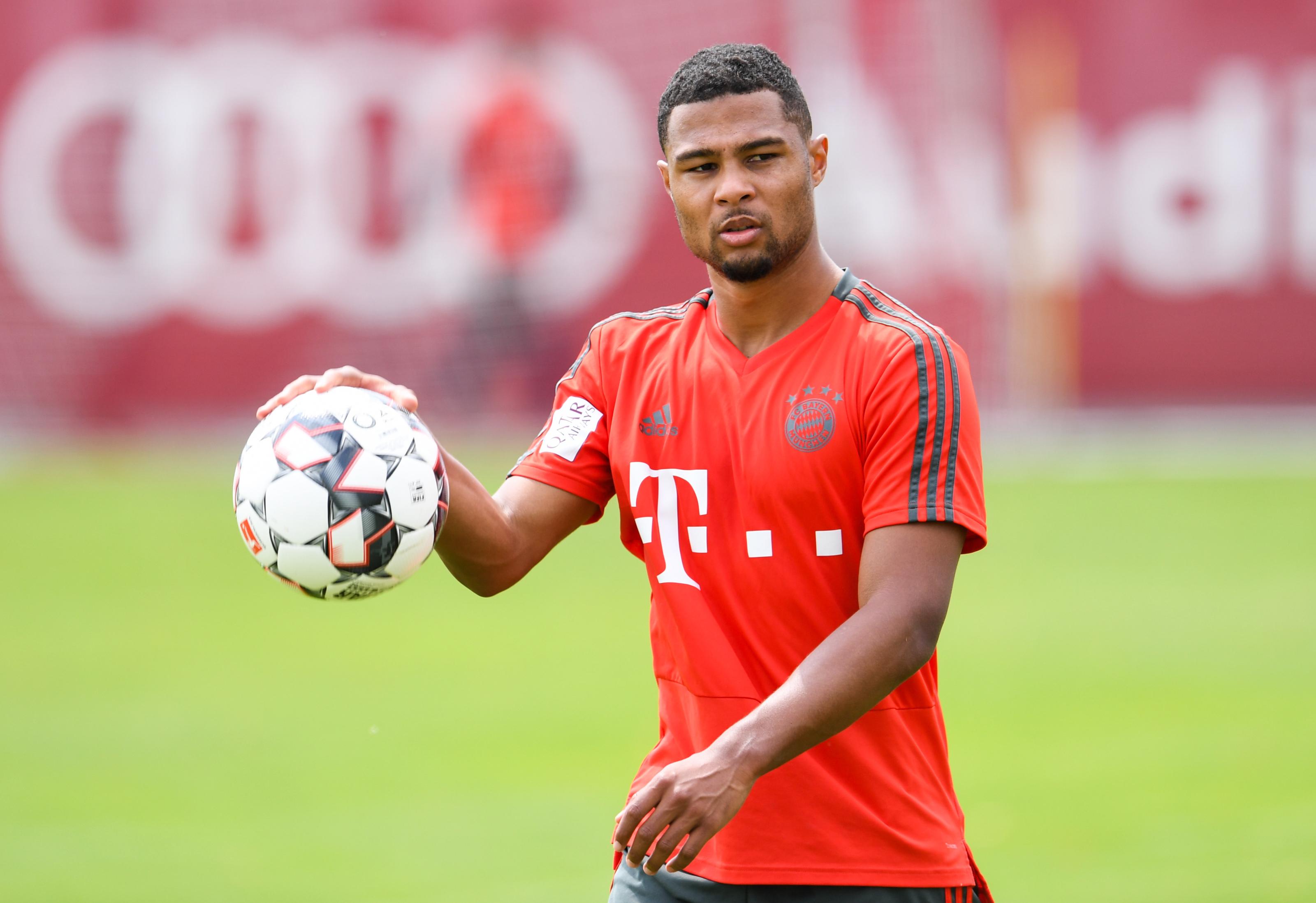 Gnabry Bayern