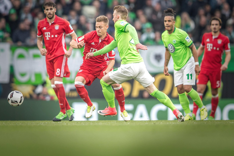 Wolfsburg Bayern Video