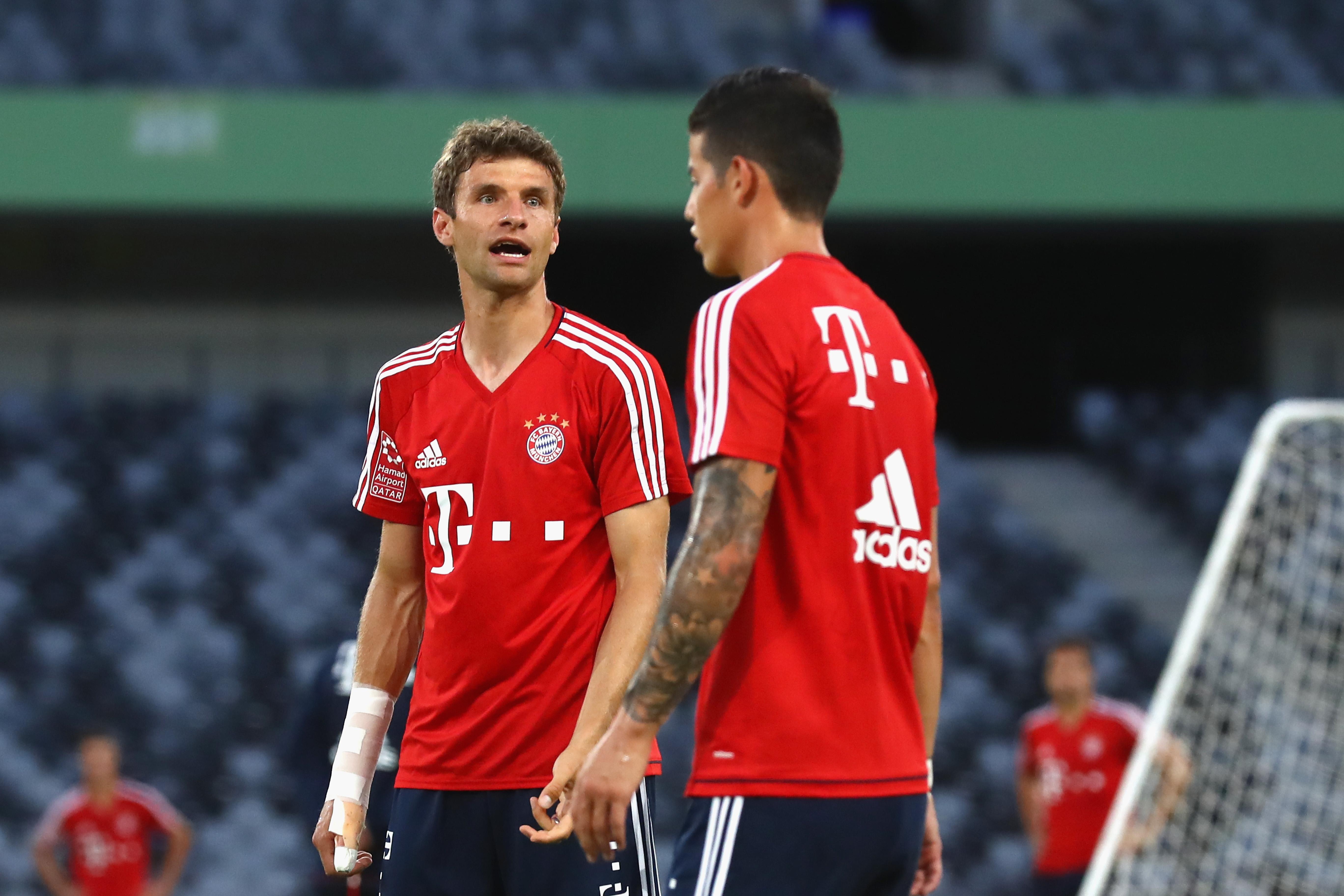 Bayern Munich Carlo Ancelotti must take advantage of Thomas Muller