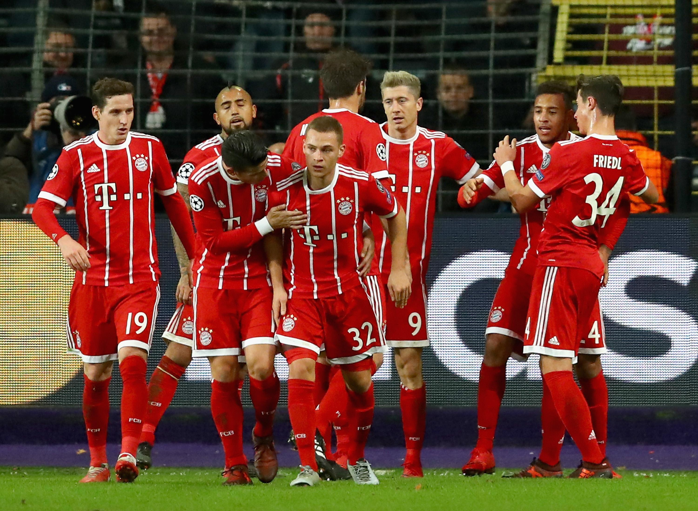 Cl Bayern Anderlecht