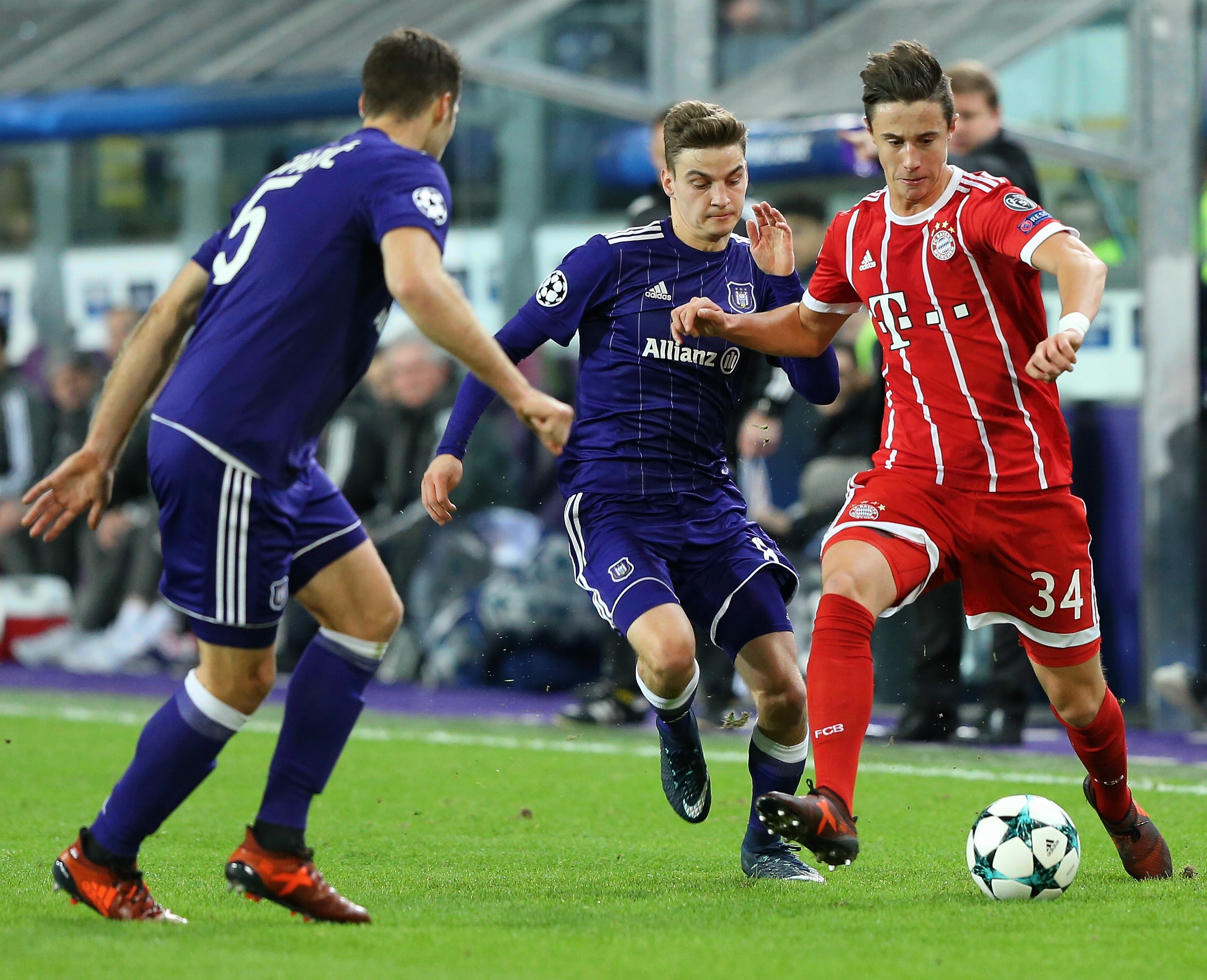 Fc Bayern Anderlecht