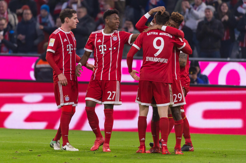 Fc Bayern Vs Hoffenheim
