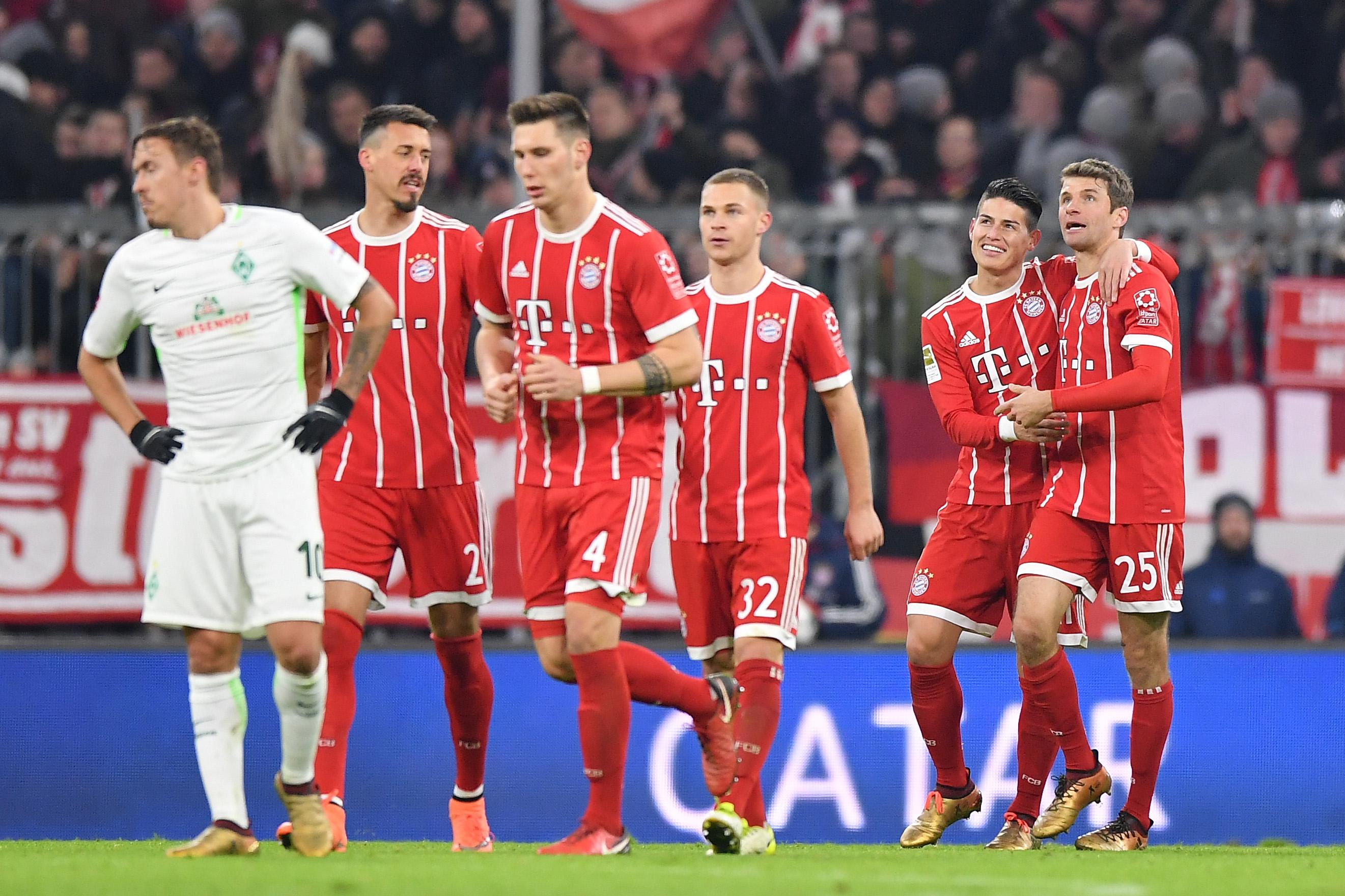 Fc Bayern Besiktas