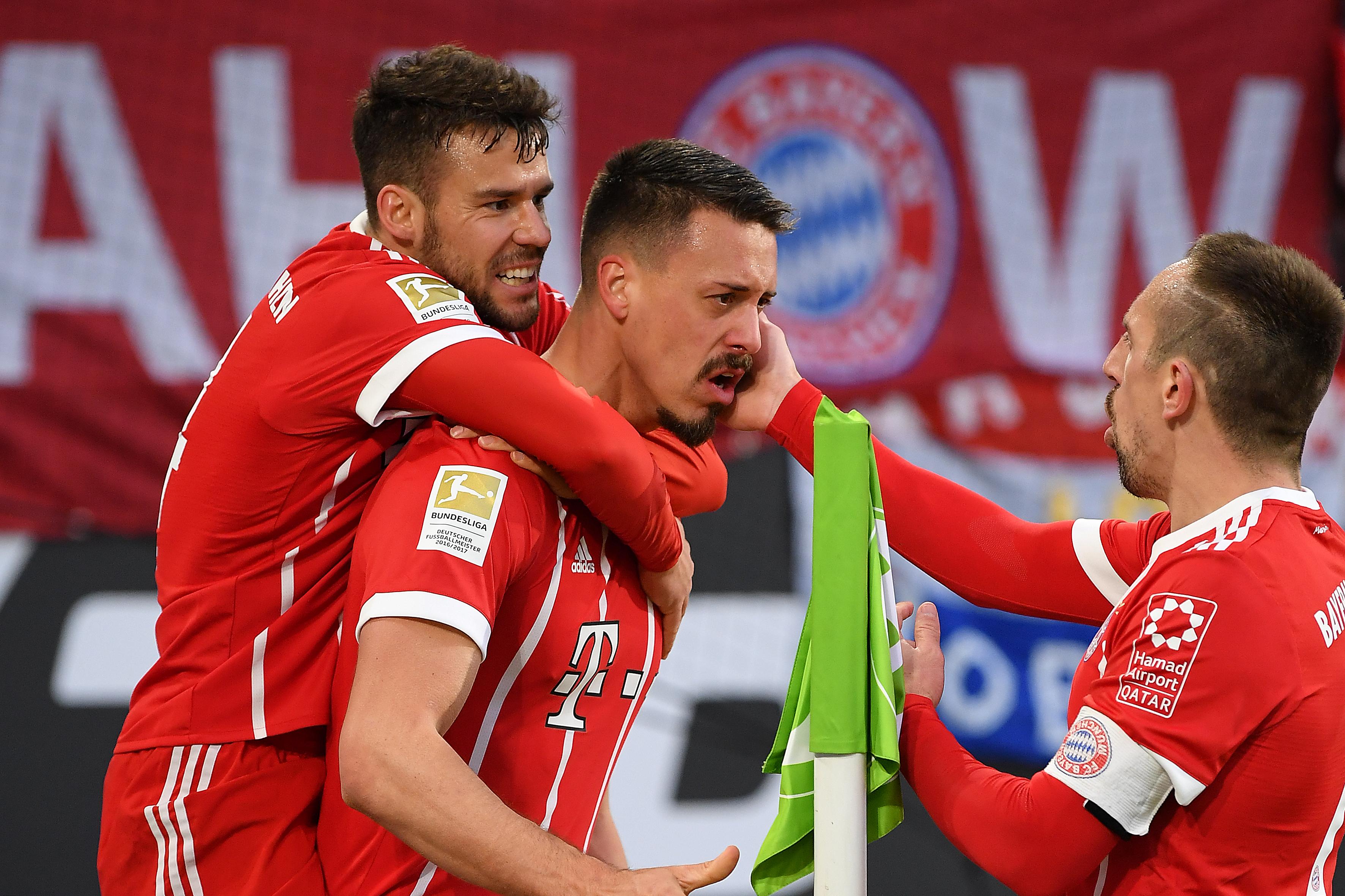 Tickets Wolfsburg Bayern