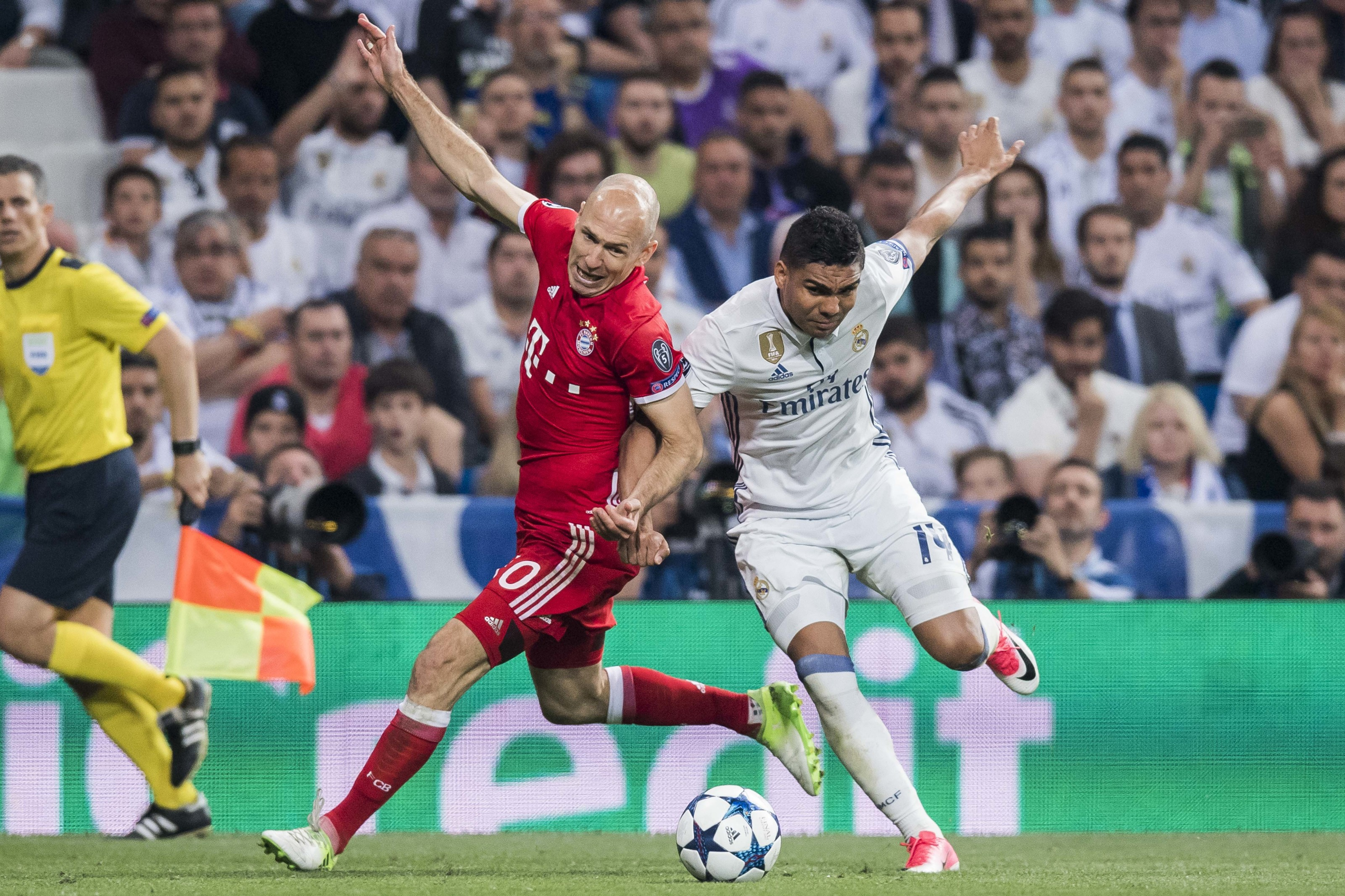 Champions League Bayern Real Madrid