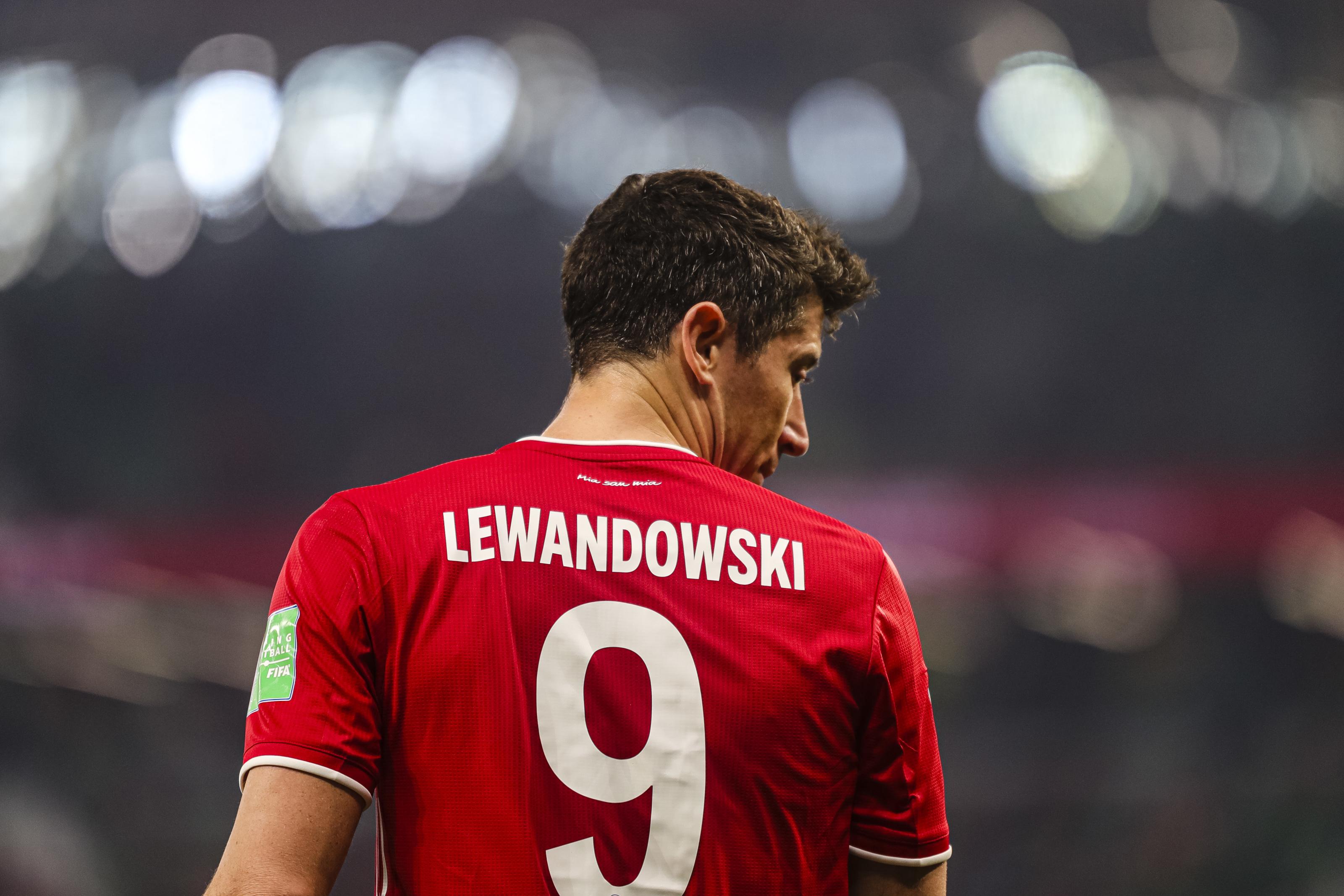 Bayern Munich Lewandowski Leading Race For European Golden Boot