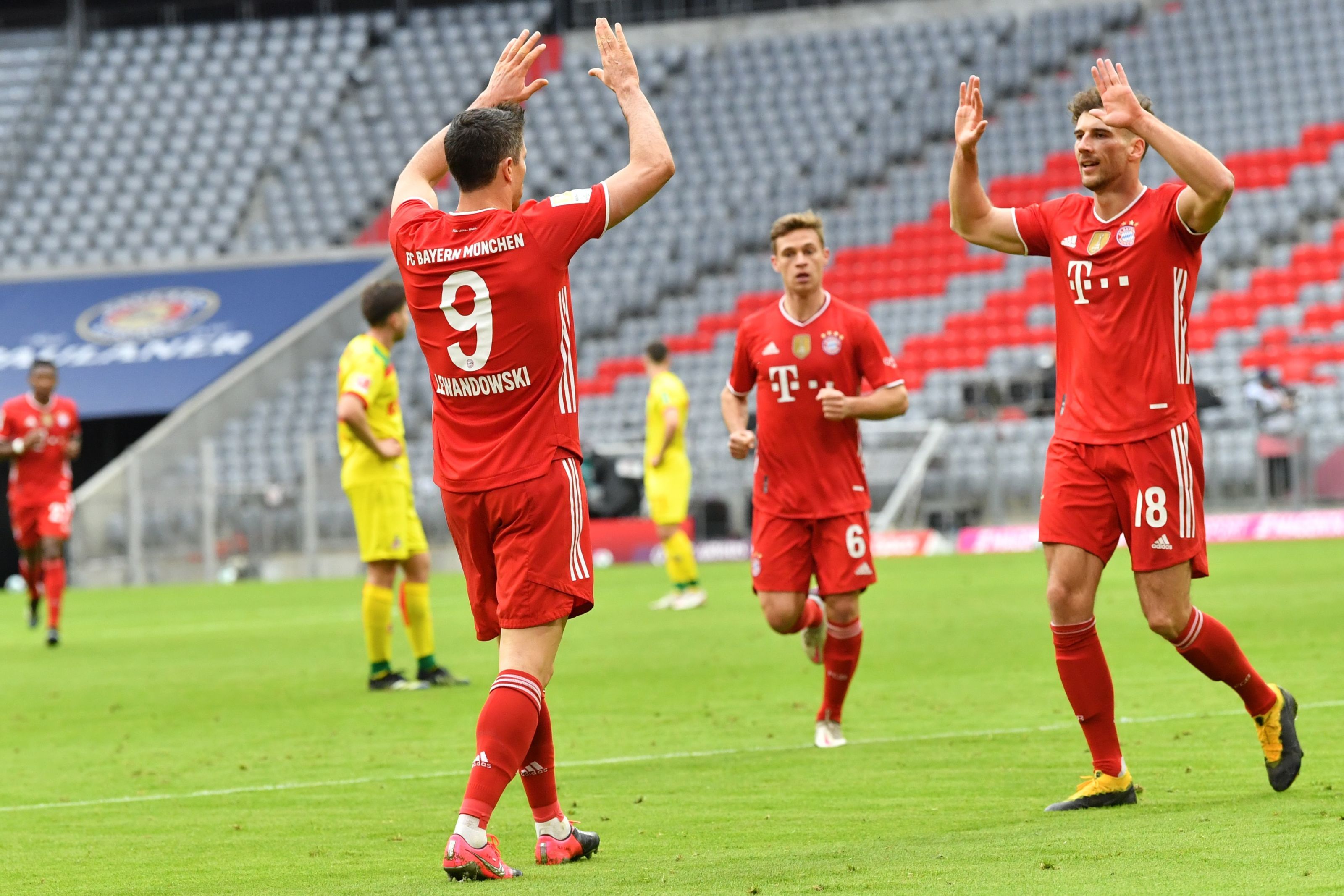 Bayern Munich: Top three performers from 5-1 victory over FC Koln
