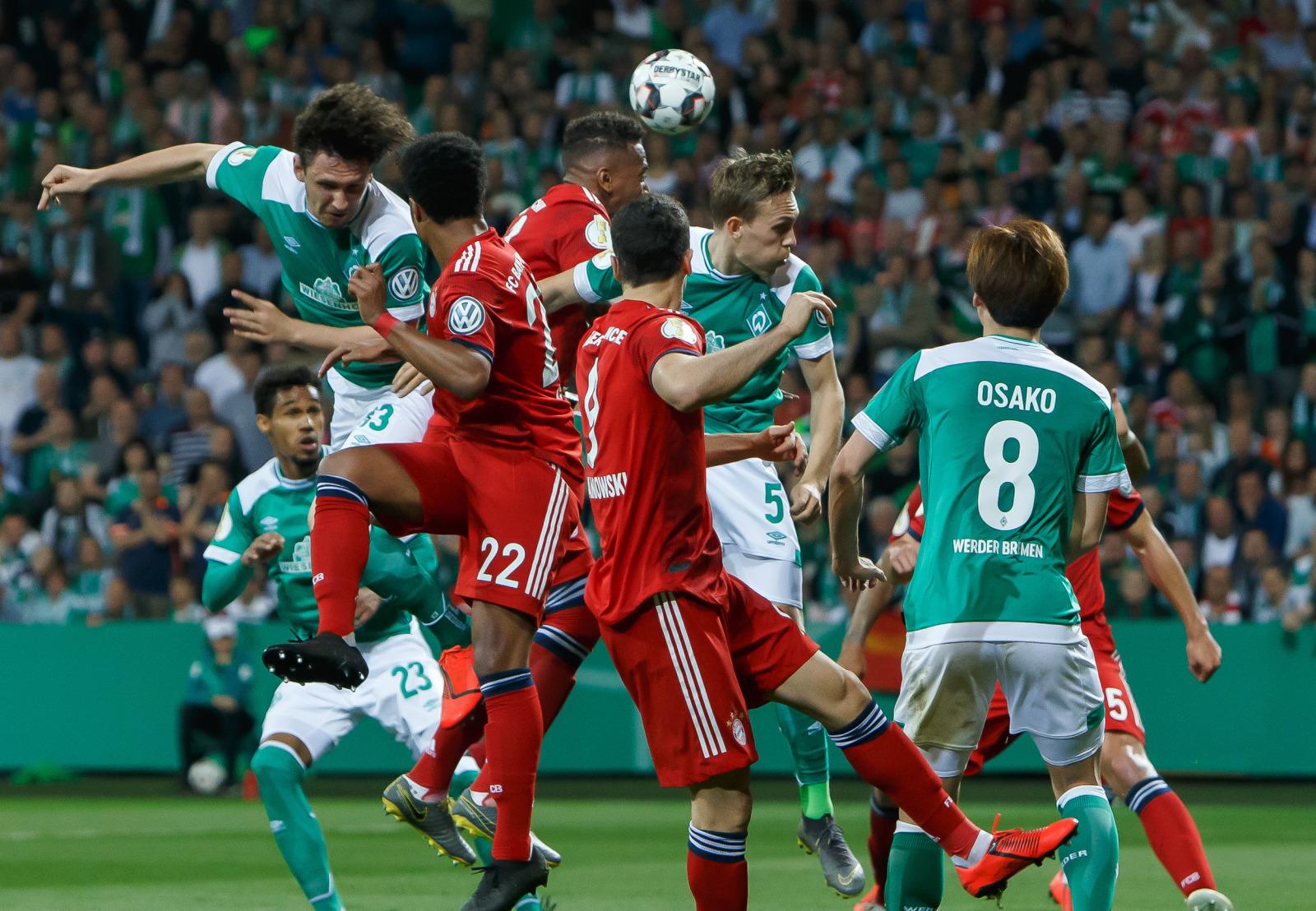 Werder Bremen Bayern MГјnchen